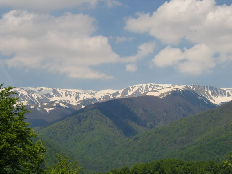 Godeanu Mountain
