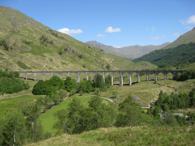 "The ""Harry Potter"" Bridge"